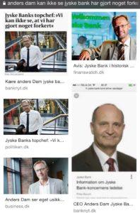 Anders Dam og Philip Baruch Jyske bank Lund Elmer Sandager