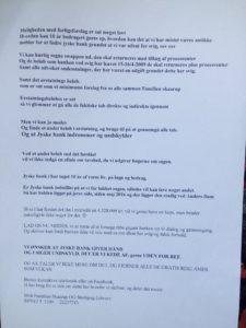 24-07-2018 brev til jyske bank Juradisk Advokat Morten Ulrik Gade side 6/6 Dialog er vigtigt, læs brevet her