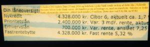Hvis den utroværdige og løgnagtige jyske bank og deres lige så dygtige og meget løgnagtige advokater igen skal opfriskes i spørgsmålet Så er det her Har kunden optaget dette lån på 4.328.000 i Nykredit og hvilken underlægende obligationer og dato er de solgt i forbindelse med udbetaling af provenuet efter hjemtagelsen af de 4.328.000 kr. Advokat og partner i Lund Elmer Sandager Philip Baruck skriver 31-05-2016 i retsforholdet at det er hjemtaget var det 6/7 2009 han skrev i retsforholdet ? Og frabeder sig flere spørgsmål Men lyver og vildleder Lund Elmer Sandager ikke forsat