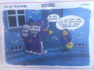 Jyske bank og Koncernledelsen har ikke nogle moral nr det handler om hderlighed Og ngter at stoppe bedrageri mod kunde, som m kmpe i mod gigant banken jyske bank for svindel / bedrageri