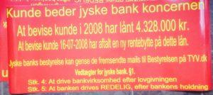 Jyske Banks vedtgter er nok kun vejledende