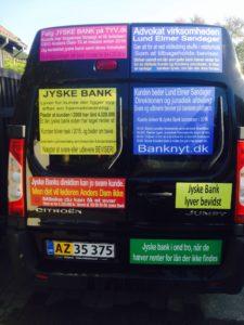 Se de sjove tekster Ordblind er ikke = Dum #JyskeBank ved #AndersDam og resten bestyrelsen samt de lgnagtige advokater i #LundElmerSandager Erkend i er bedrageriske og lgnagtige, og sig undskyld :-( Jyske bank & Lund Elmer Sandager prvede og prvede og prvede alt For at skuffe i retsforhold #Klovn Men den gik ikke I